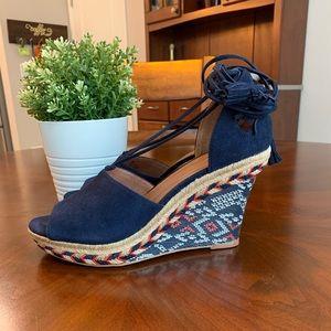 Cabi Wedge Sandals